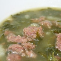 Caldo Verde  Photo by Angela Gunder