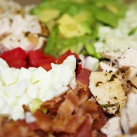 California Cobb Salad Photo by Angela Gunder