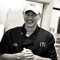 Chef Tim Ma