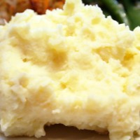 Truffled Mashed Potatoes