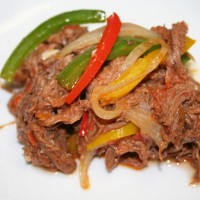 Easy Ropa Vieja (Cuban Braised Beef)