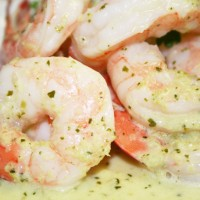 Shrimp in Cilantro Sauce (Camarones in Salsa Verde)  Angela Gunder of Spice or Die
